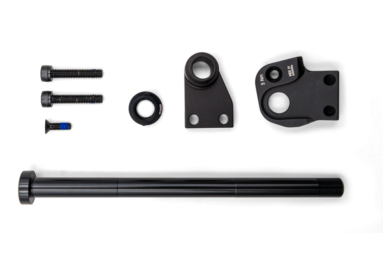 MDI-IV Through Axle Kickstand Kit