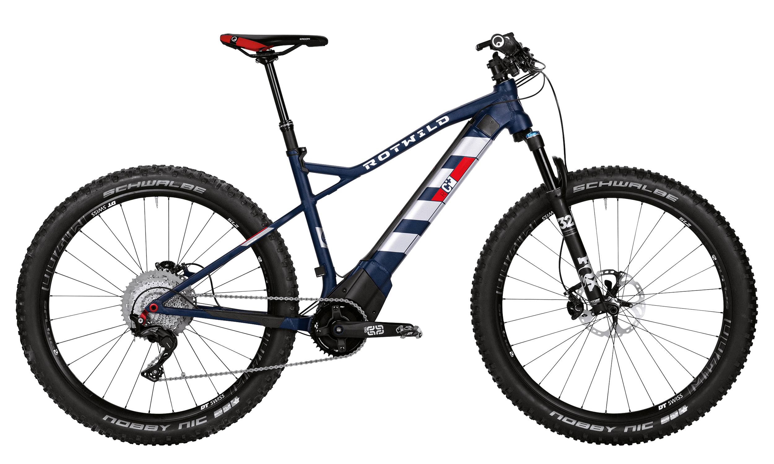 R.C+ HT 27.5+ PRO - Blue matt - S - bike´n soul Shop
