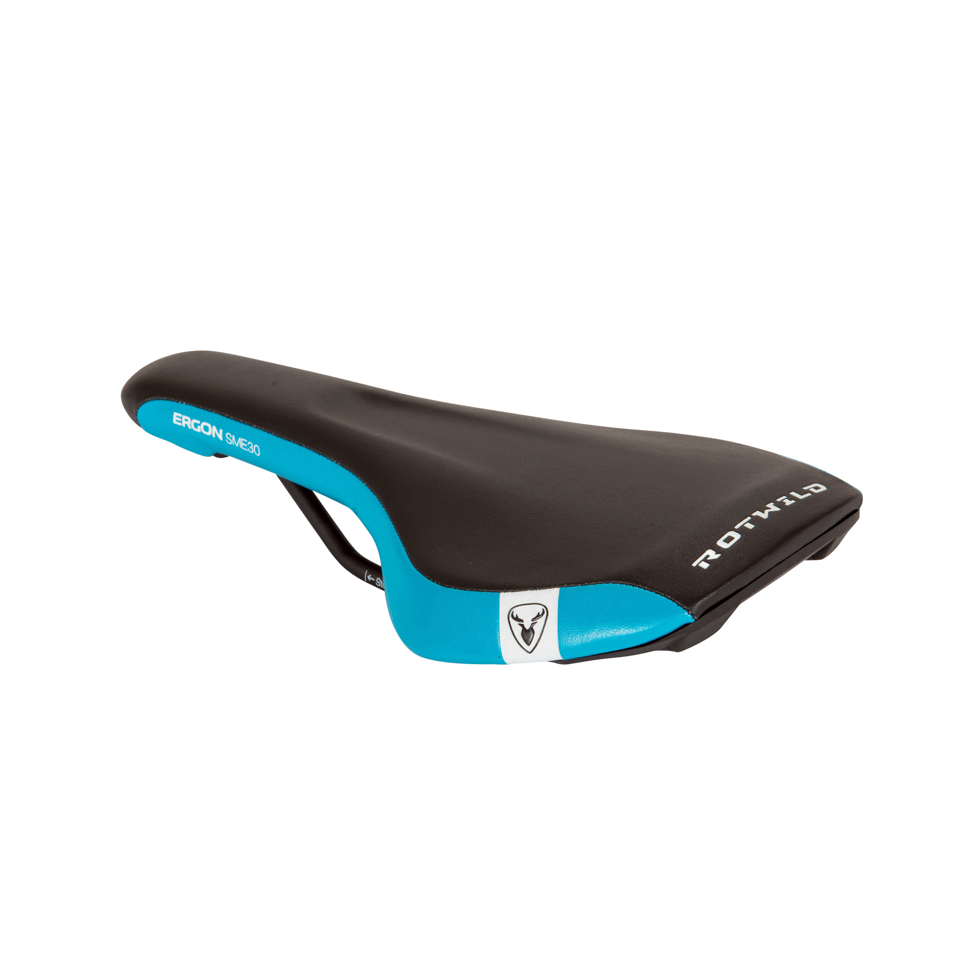 ERGON SME30 ROTWILD EDITION - black/blue - BikeAcademy