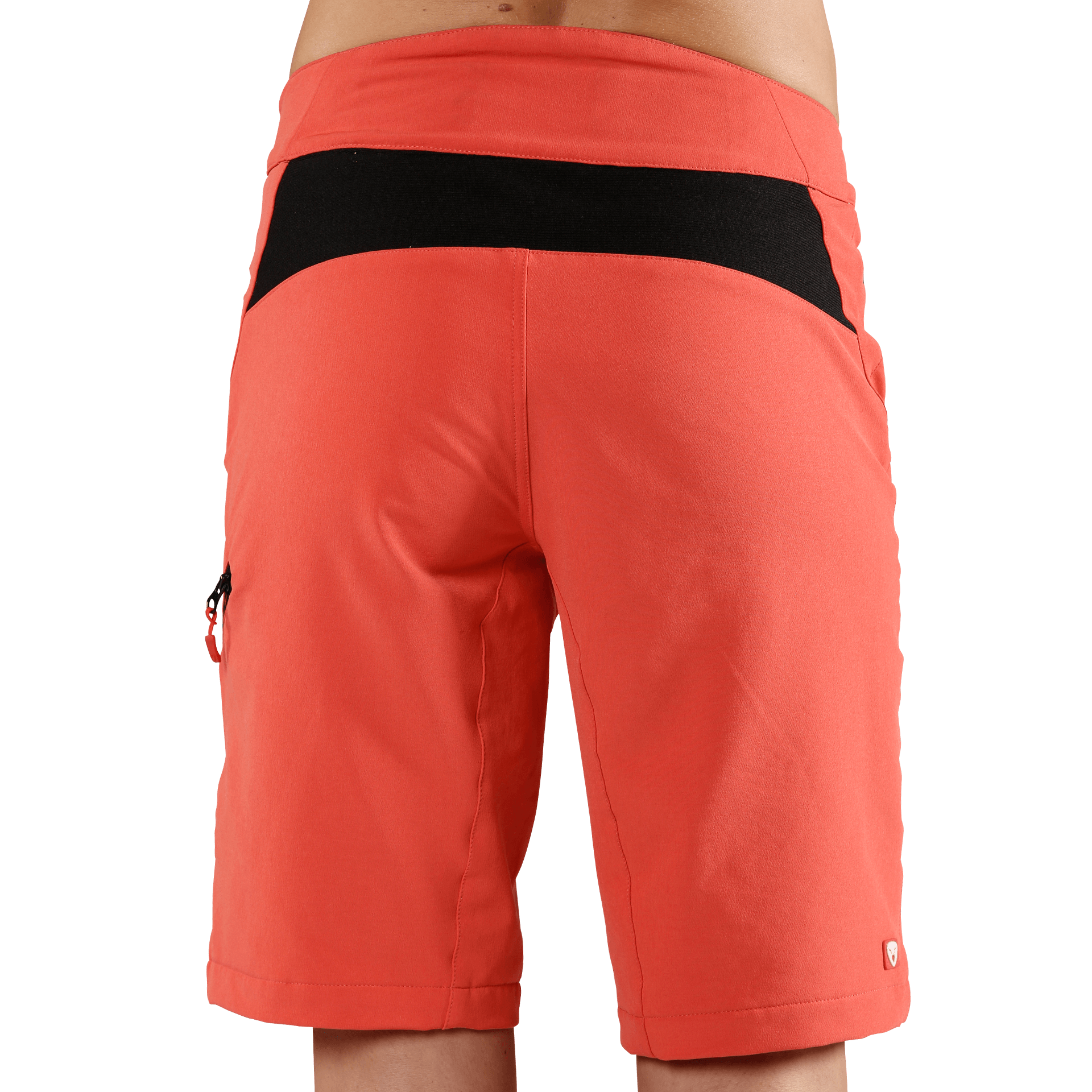 RCD TRAIL SHORT, HOT RED - hot red - L - RCD TRAIL SHORT, HOT RED - hot red - L