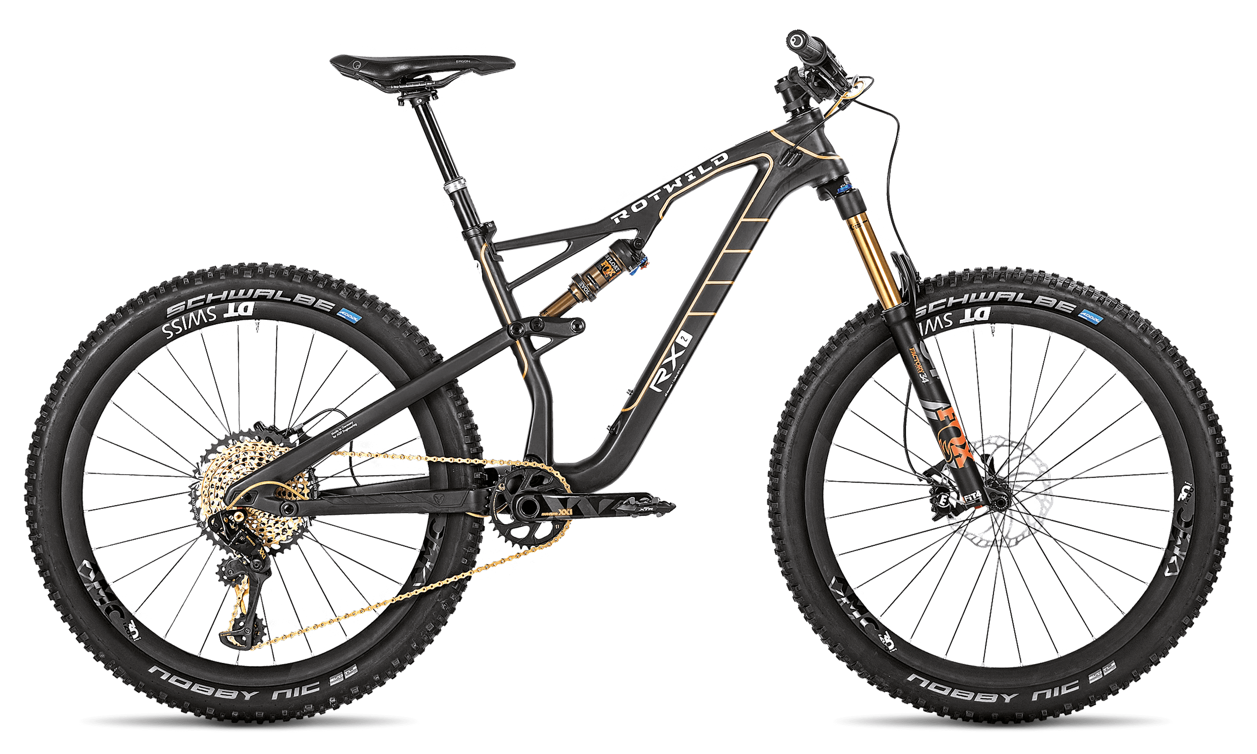 R.X2 TRAIL (27.5) LIMITED - CARBON LTD - M - R.X2 TRAIL (27.5) LIMITED - CARBON LTD - M