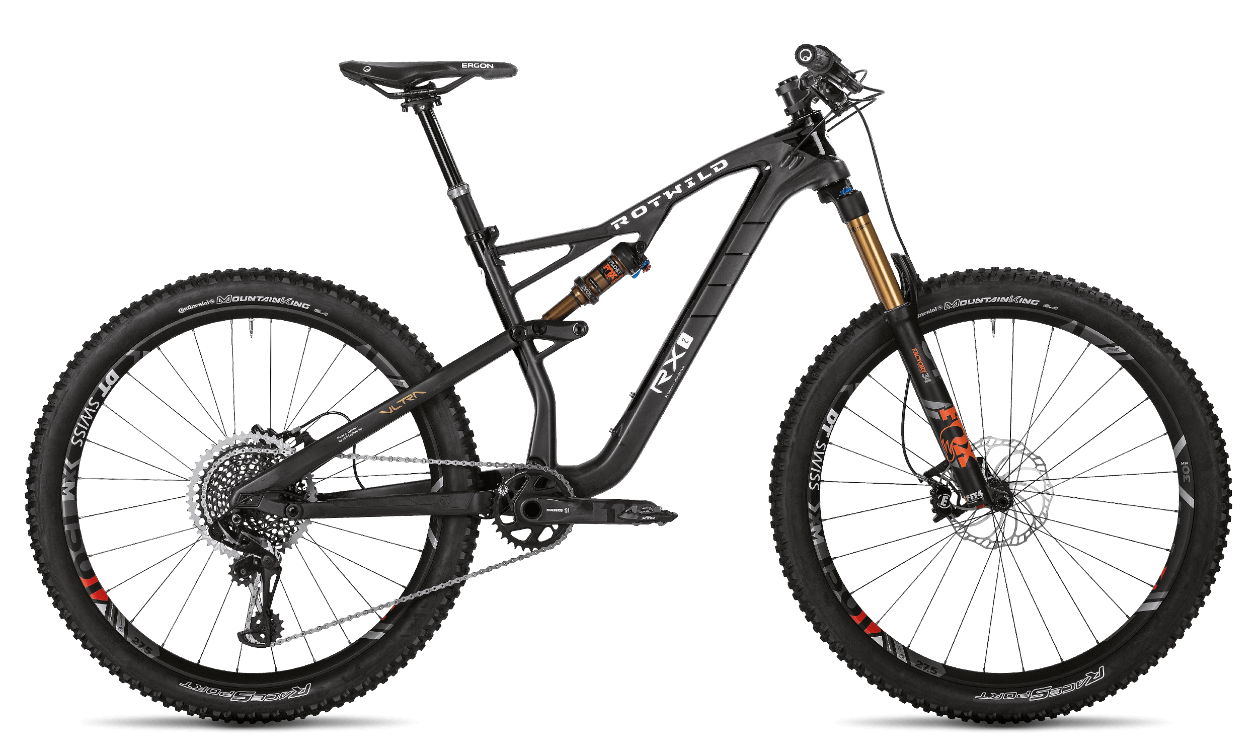 R.X2 TRAIL (27.5) ULTRA - CARBON - S - R.X2 TRAIL (27.5) ULTRA - CARBON - S