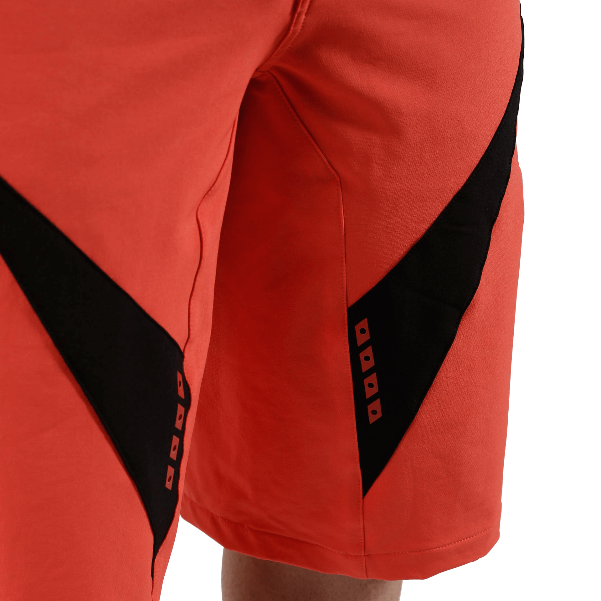 RCD TRAIL SHORT, HOT RED - hot red - XS - RCD TRAIL SHORT, HOT RED - hot red - XS