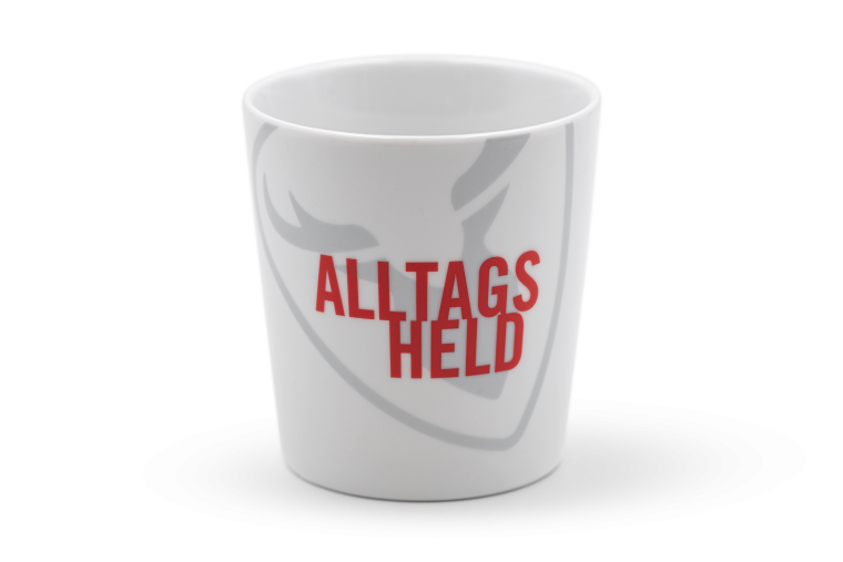 "ROTWILD CUP ""ALLTAGSHELD"""