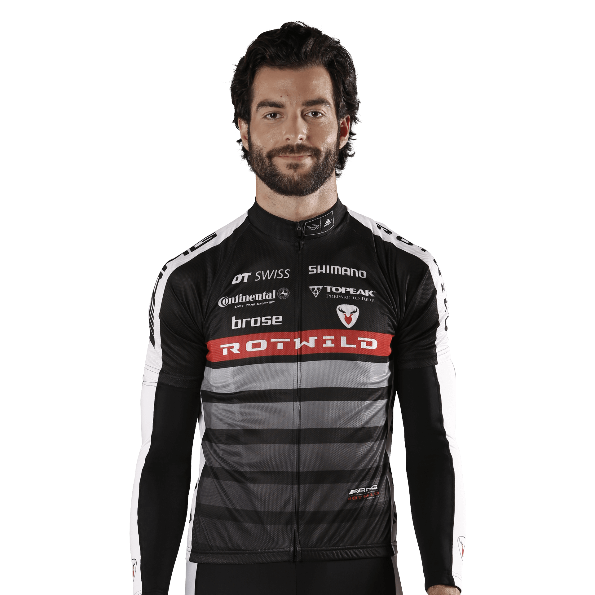 AMG ROTWILD TEAM JERSEY - XL - Radsport 360