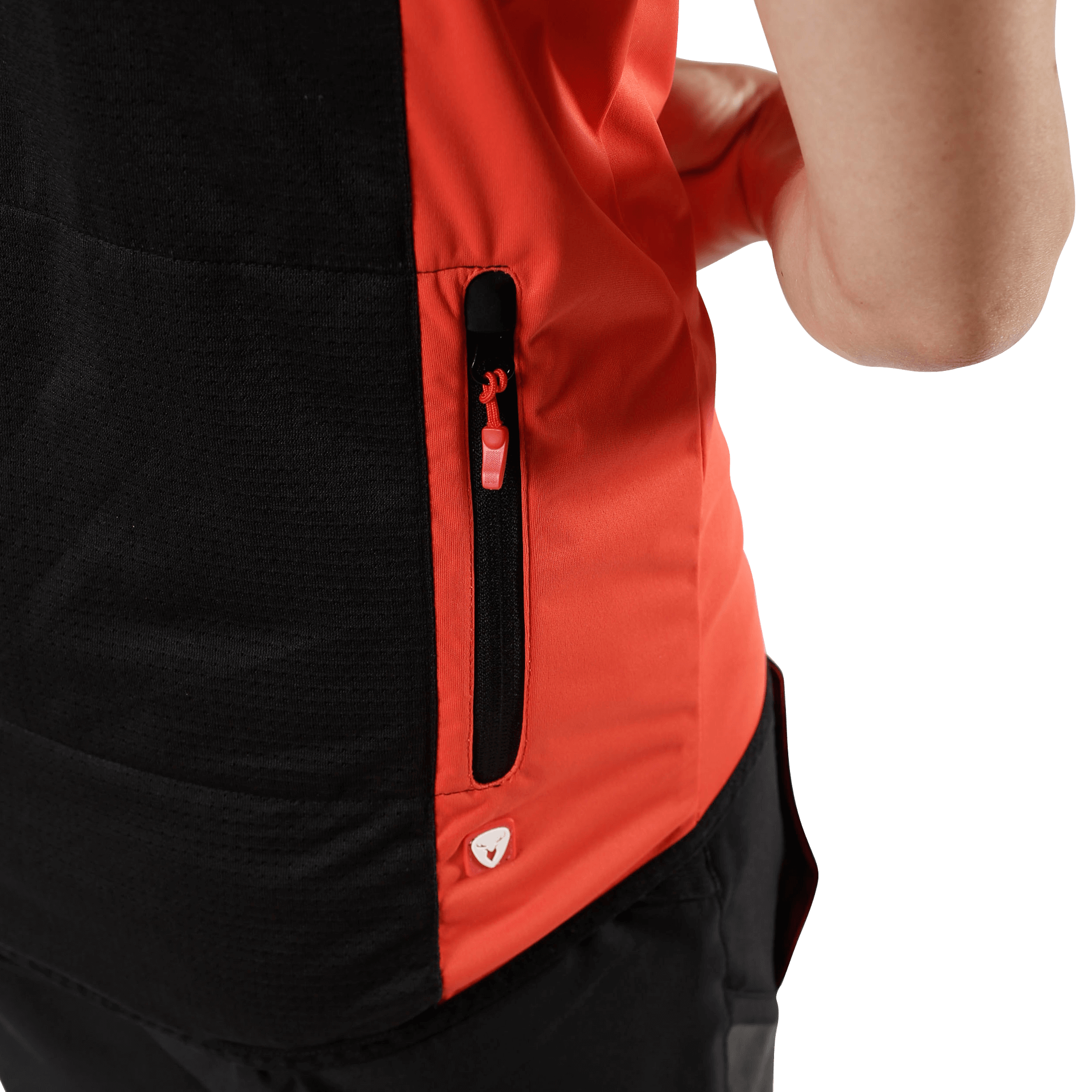 RCD SOFTSHELL BODYWARMER, HOT RED - hot red - S - RCD SOFTSHELL BODYWARMER, HOT RED - hot red - S