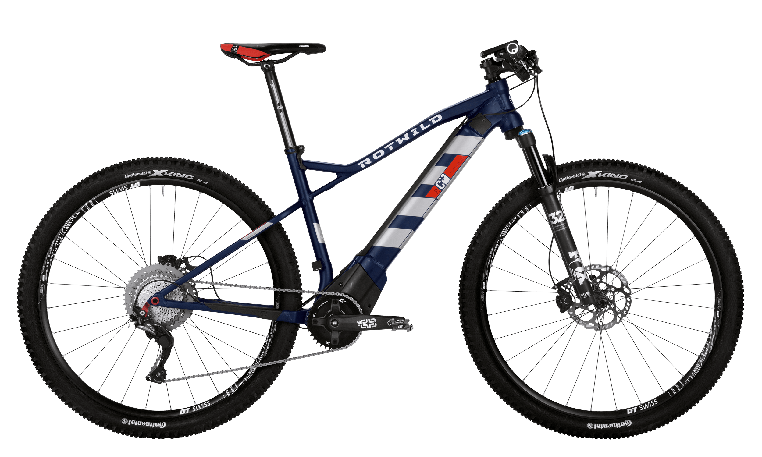 R.C+ HT 29 COMP - Blue matt - M - bike´n soul Shop
